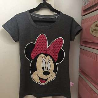 Minni mouse top