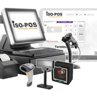 ISO POS SYSTEM FULL SET