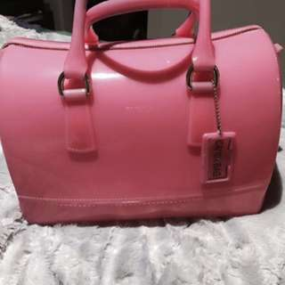 Authentic Furla Candy Bag