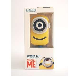 監控鏡頭,IP Cam,Tend,Minions,Stuart Cam,(網絡攝影機,雙向通話,移動偵測)