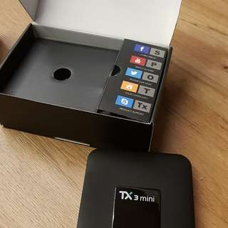 Tx3 Mini Android Box