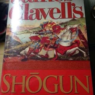 Shogun by James Clavell best seller