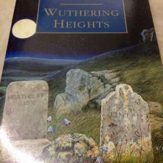 Emily Bronte Wuthering Heights classic