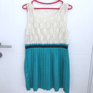 Dress lace  tosca soft