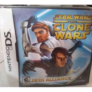 NDS Star Wars: The Clone Wars Jedi Alliance