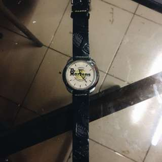 Dr Martens Basic Watch Original Dr Martens X Sekonda