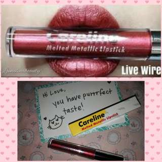 (REPRICED) Careline Melted Metallic - Love Wire