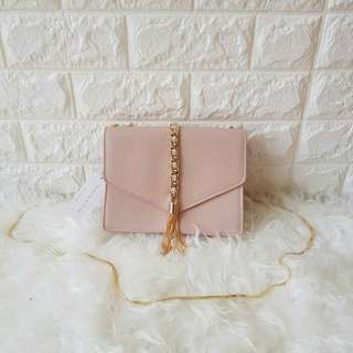 Charles and Keith Nude Ori
