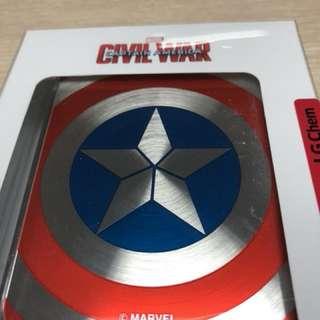 10400mAh Captain American POWERBANK