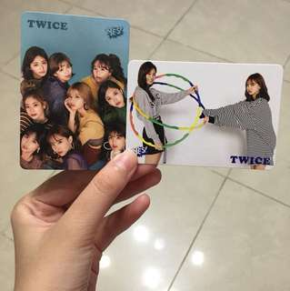 Twice yes card $3/1