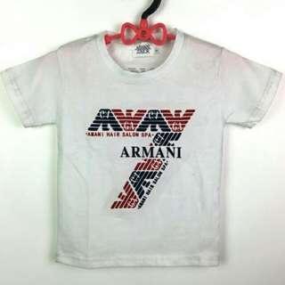 Armani tshirts