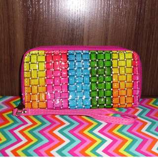 Charity Sale! Women's Rainbow Fashion Wallet #freedelivery3