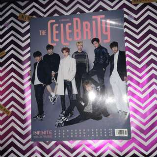 INFINITE THE CELEBRITY MAGAZINE
