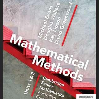 Cambridge math method PDF