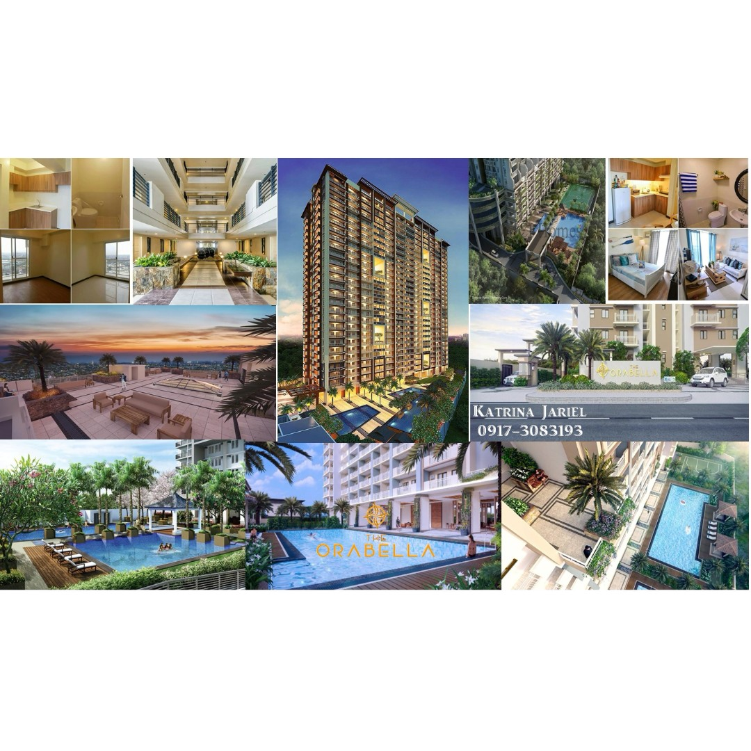 """1 bedroom unit """"31sqm"""" with covered parking as low as  Php 16,084.68 monthly"""