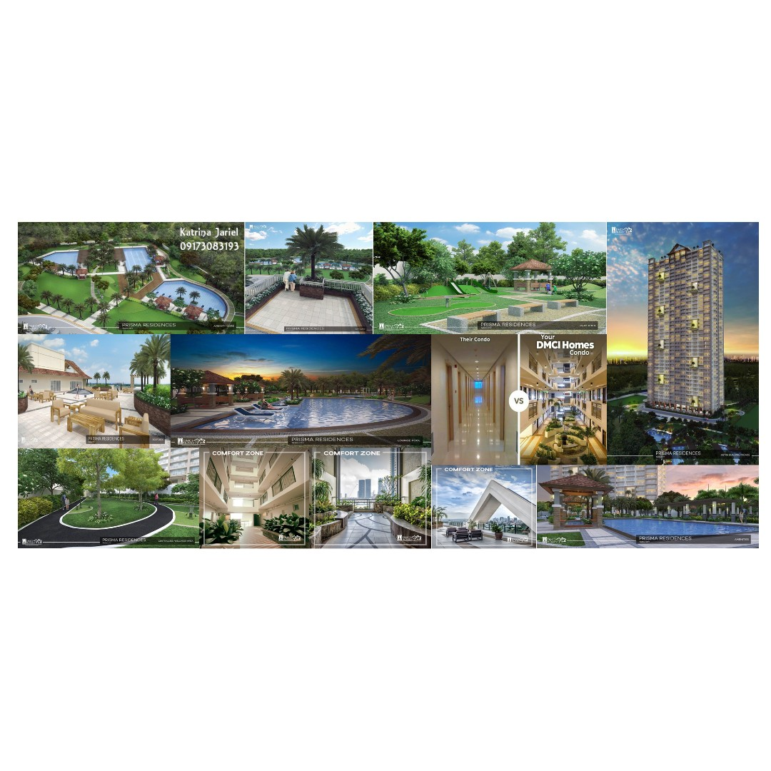 1BR condo for AS LOW AS PHP 14,873.58 MONTHLY IN PASIG CITY!!!