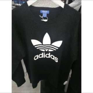 Adidas針織毛衣