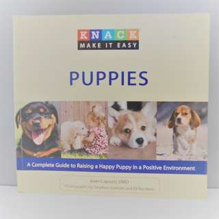 Book: PUPPIES
