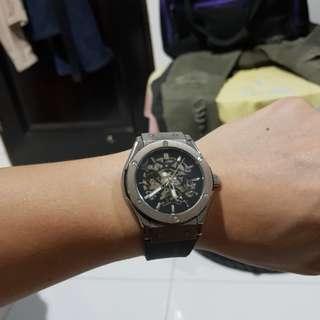 jam tangan mesin otomatis MW mevah watch model AP