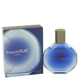 Due Cologne By LAURA BIAGIOTTI FOR MEN 1.6 oz Eau De Toilette Spray