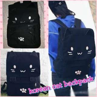 Korean Cat Backpack