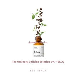 Share in Bottle 5ml athe Ordinary Caffeine Solution 5% + EGCG