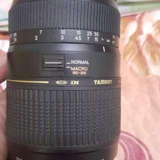 Lens DSLR 70 - 300