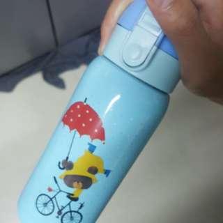 The bear school可愛水瓶