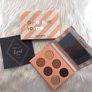 COLOURPOP Take Me Home Palette