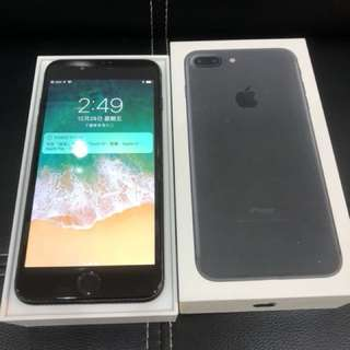 🚚 Iphone7+128霧黑