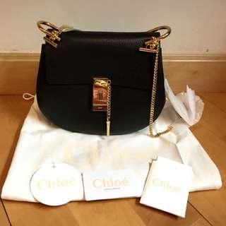 Chole Medium size Drew Drew Bag( 中size -24cm)