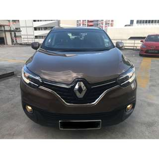 Renault Kadjar Diesel 1.5T