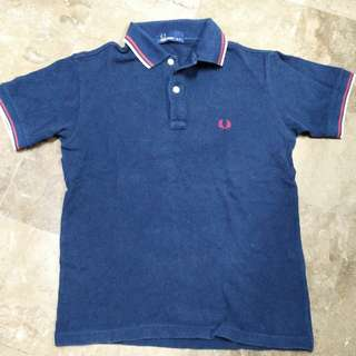 Authentic Fred Perry Men's Small