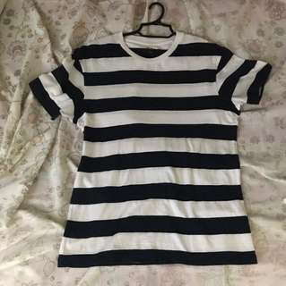 REPRICED! Uniqlo Stripped Tee