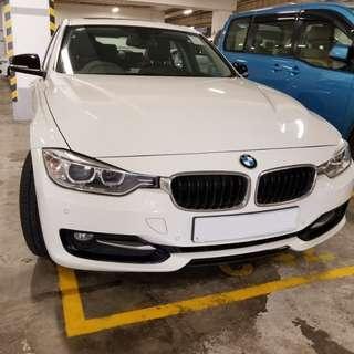 BMW 316I SPORT 2013