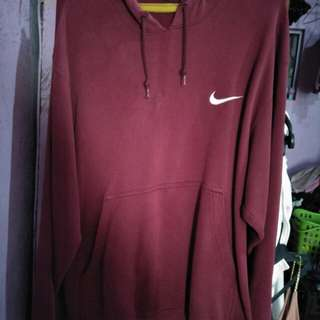 Nike Maroon Jacket