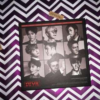 Super Junior Devil
