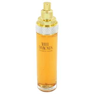 White Diamonds Elizabeth Taylor 3.4 oz Eau De Toilette Spray (Tester)
