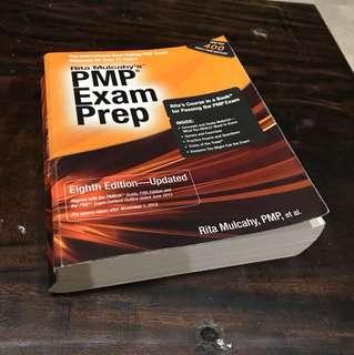 PMP Exam Prep by Rita Mulcahy
