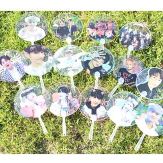 BTS / EXO / WANNA ONE / NCT HANDFAN