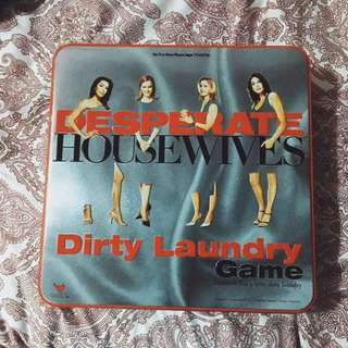 Desperate Housewives Dirty Laundry Game #CNY88