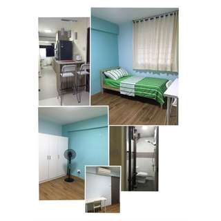NEWLY RENOVATED COMMON ROOM FOR RENT IN CENTRAL AREA WITH GREAT AMENITIES
