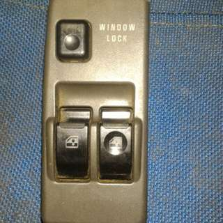 Main Switch Power Window Pajero 2door