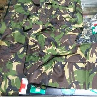 SAS 風褲,全新!36腰 軍服 制服