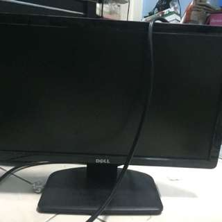 DELL LED 19inch Monitor