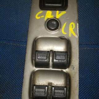Main Switch Power Window Honda Crv