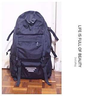 45L 背囊 Backpack 45L 黑色、簡約