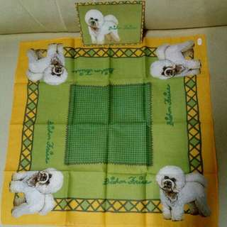 Felissimo handkerchief collection