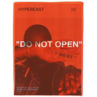 "HYPEBEAST MAGAZINE 20 ""THE X ISSUE"" (BRAND NEW)"