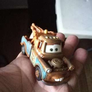 disney cars mater toy diecast